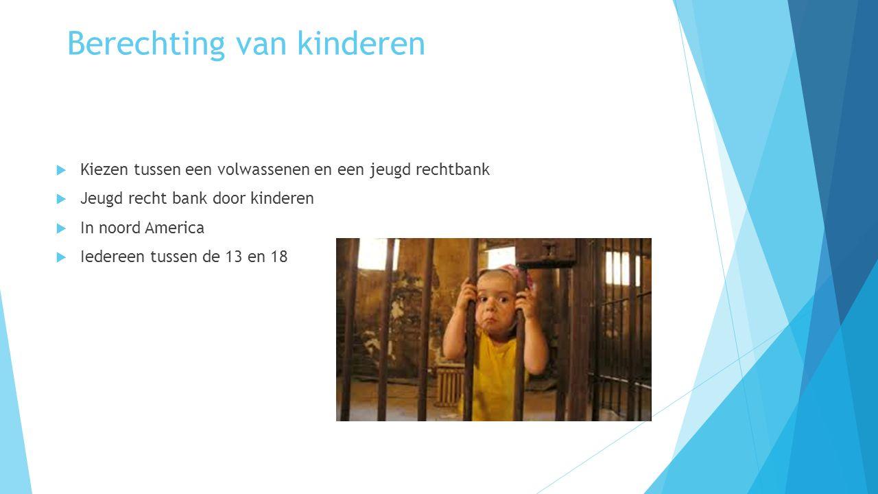 Berechting van kinderen