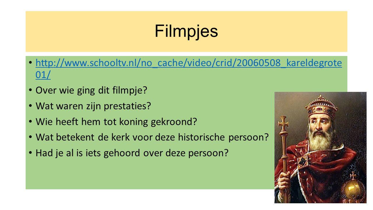 Filmpjes http://www.schooltv.nl/no_cache/video/crid/20060508_kareldegrote 01/ Over wie ging dit filmpje