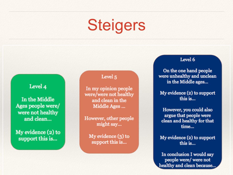 Steigers