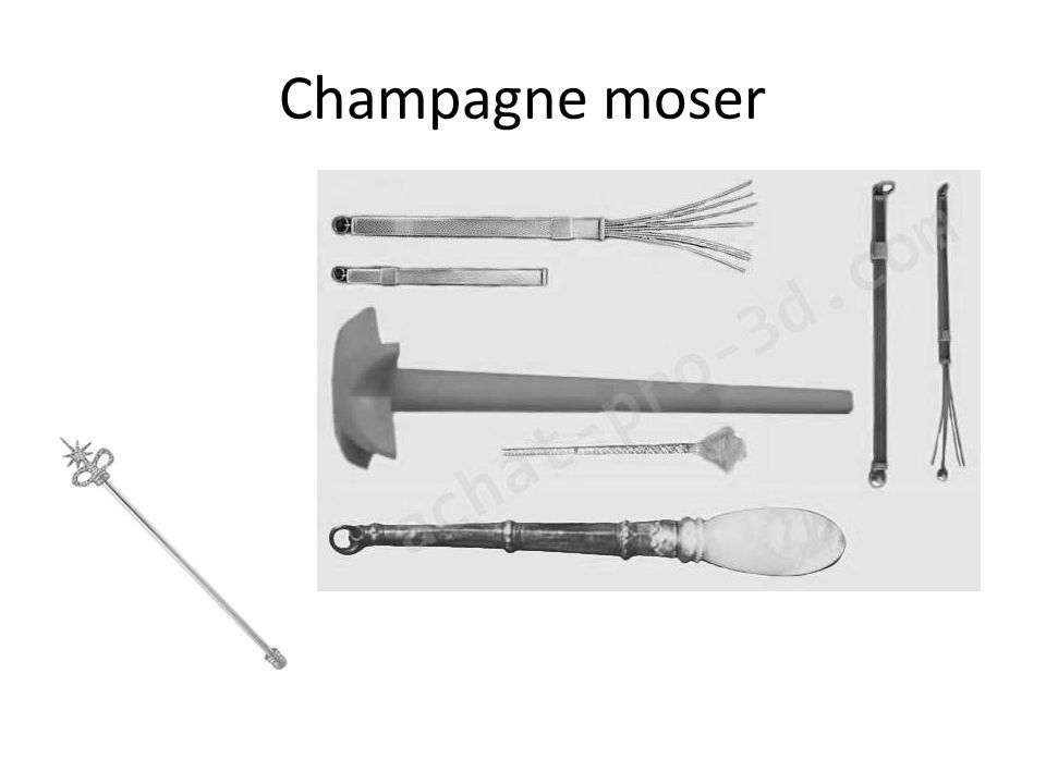 Champagne moser