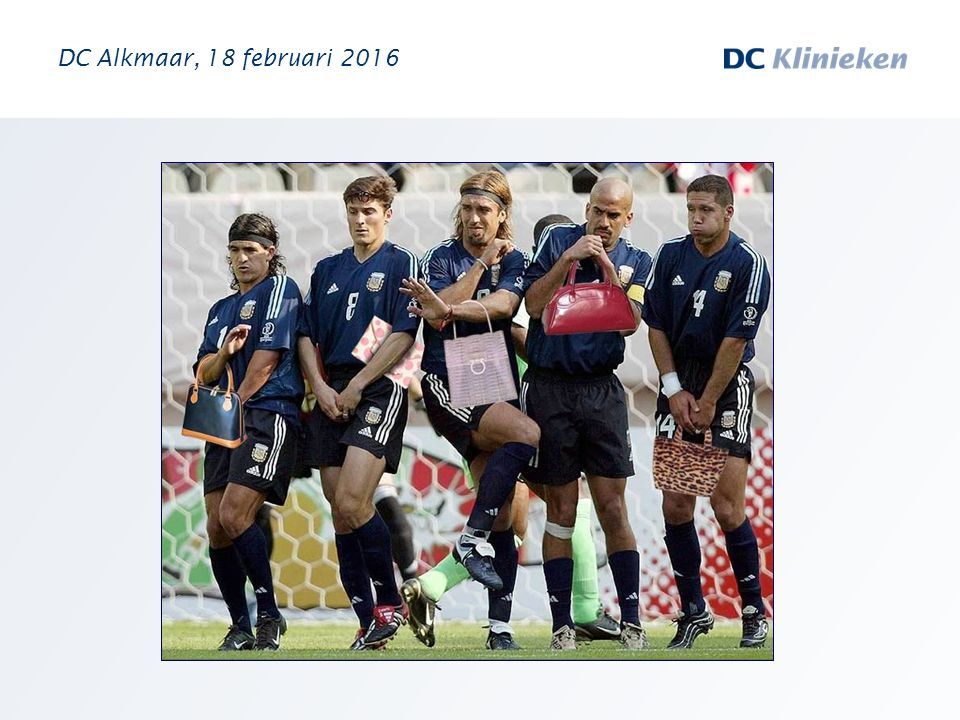 DC Alkmaar, 18 februari 2016