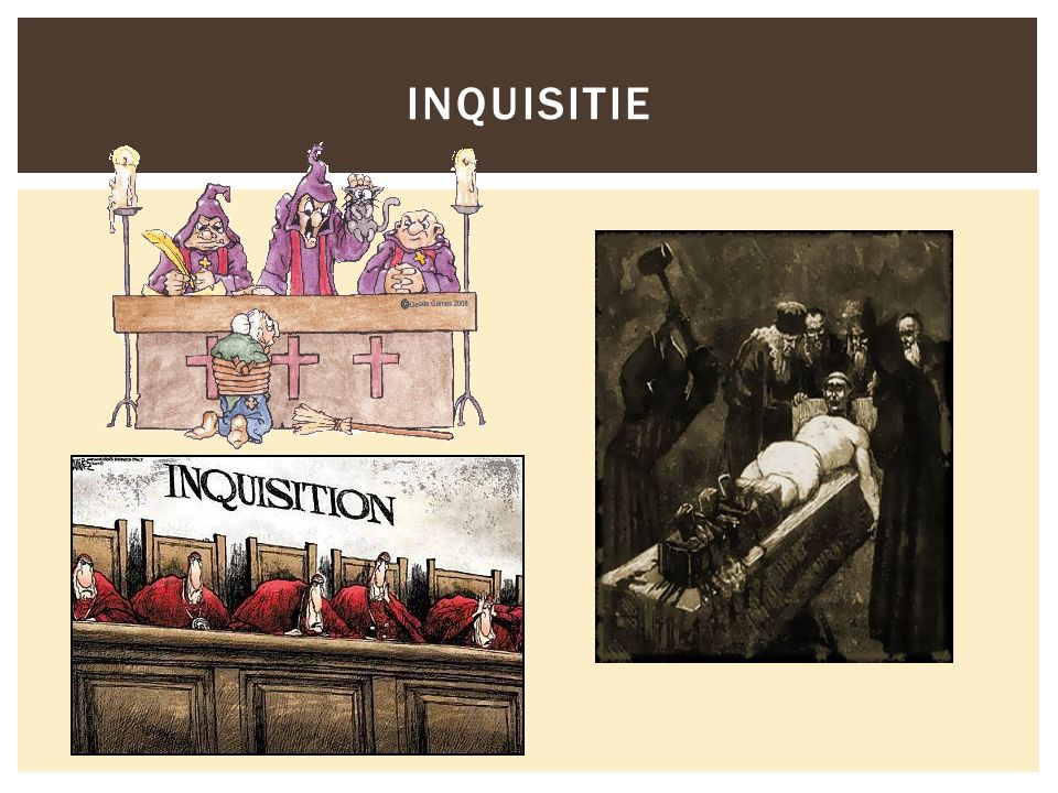 Inquisitie