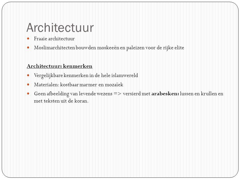 Architectuur Fraaie architectuur
