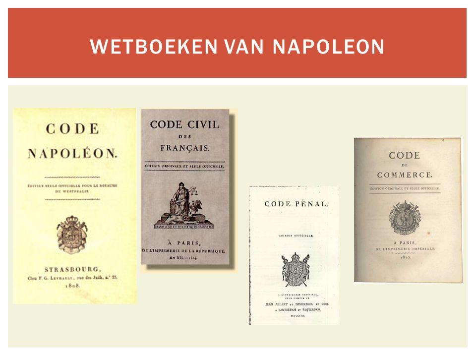 Wetboeken van Napoleon