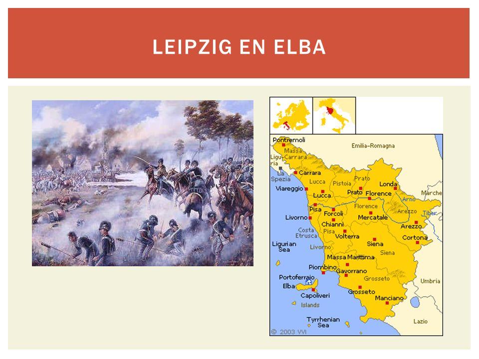 Leipzig en Elba