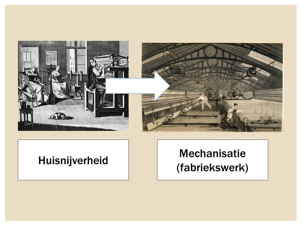 Mechanisatie (fabriekswerk)