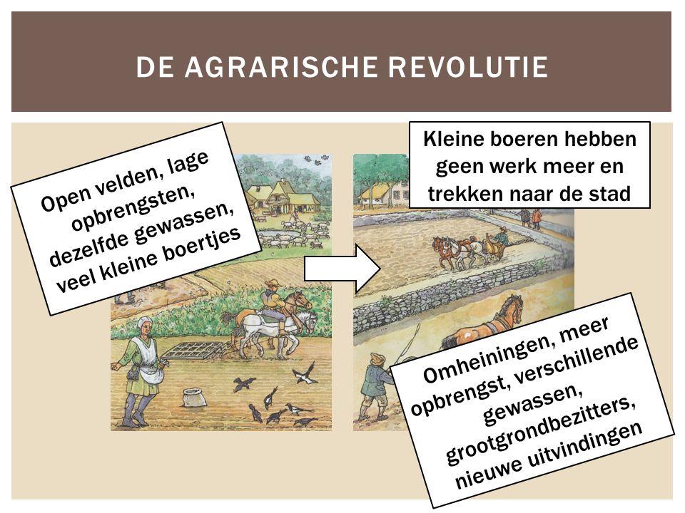 De Agrarische revolutie