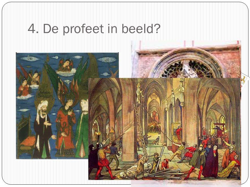4. De profeet in beeld