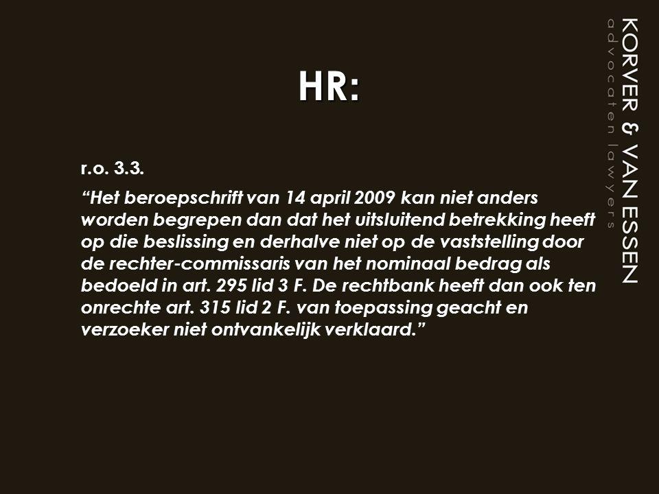 HR: r.o. 3.3.