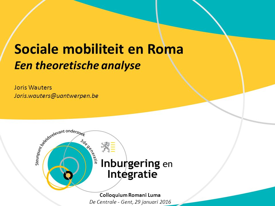 Colloquium Romani Luma