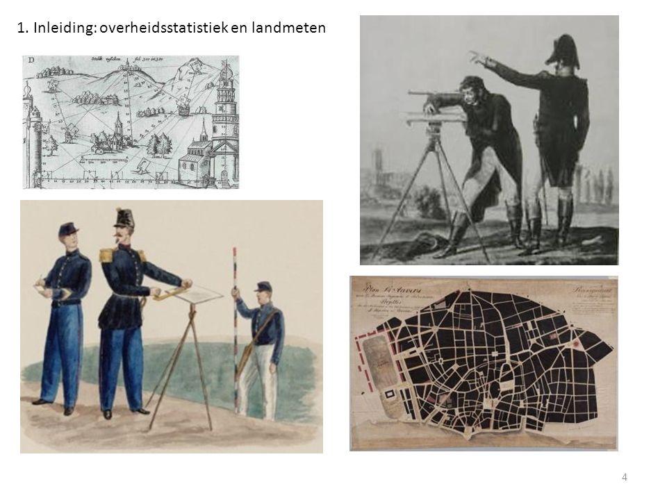 1. Inleiding: overheidsstatistiek en landmeten