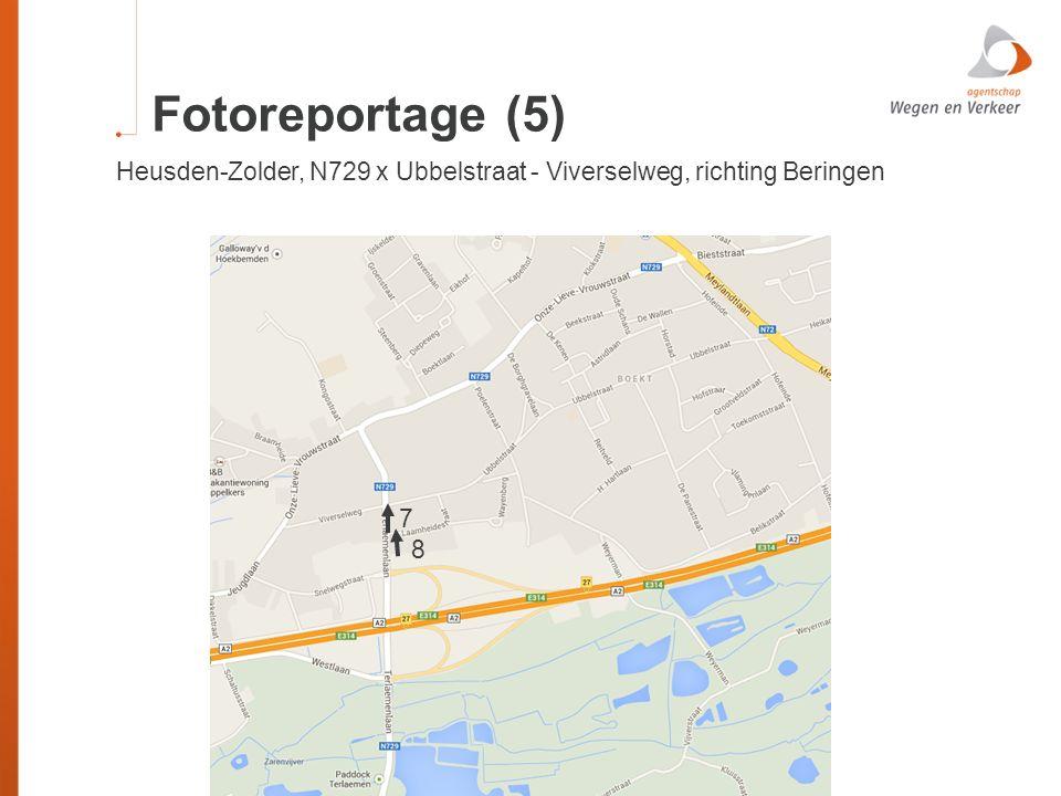 Fotoreportage (5) Heusden-Zolder, N729 x Ubbelstraat - Viverselweg, richting Beringen 7 8