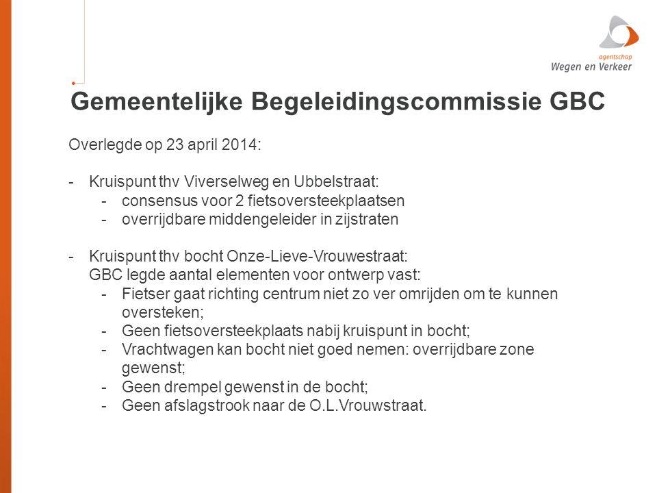 Gemeentelijke Begeleidingscommissie GBC