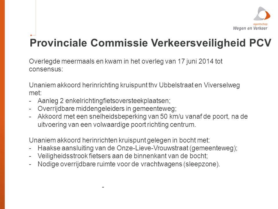 Provinciale Commissie Verkeersveiligheid PCV