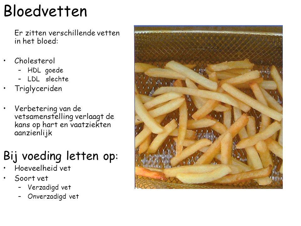 voeding bij hoog cholesterol