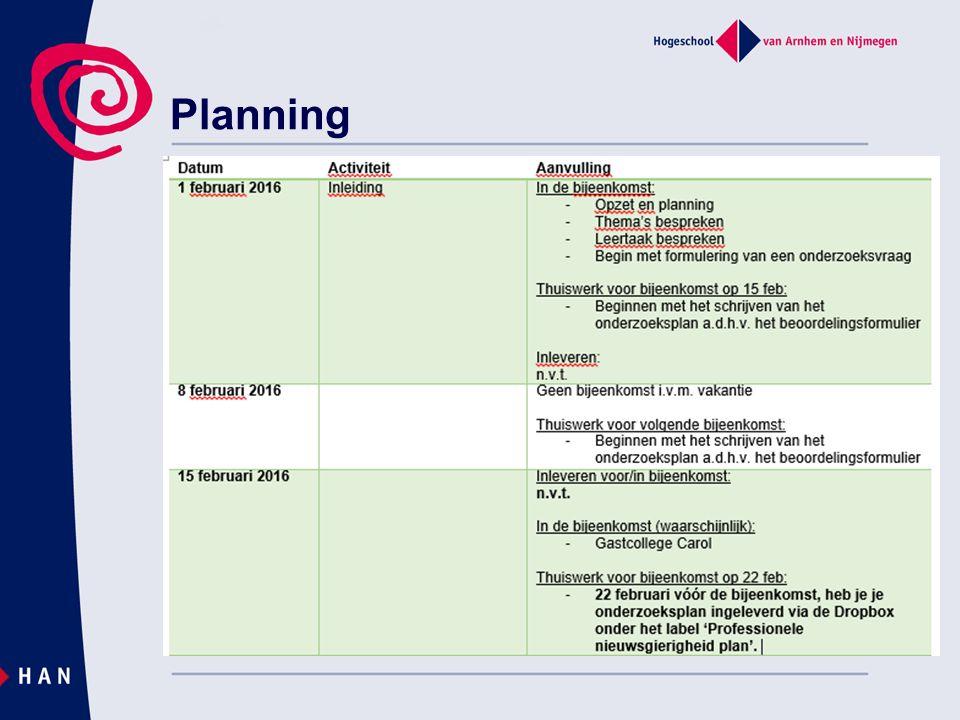 27/04/2017 Planning.