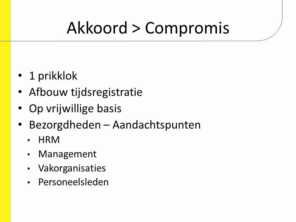 Akkoord > Compromis