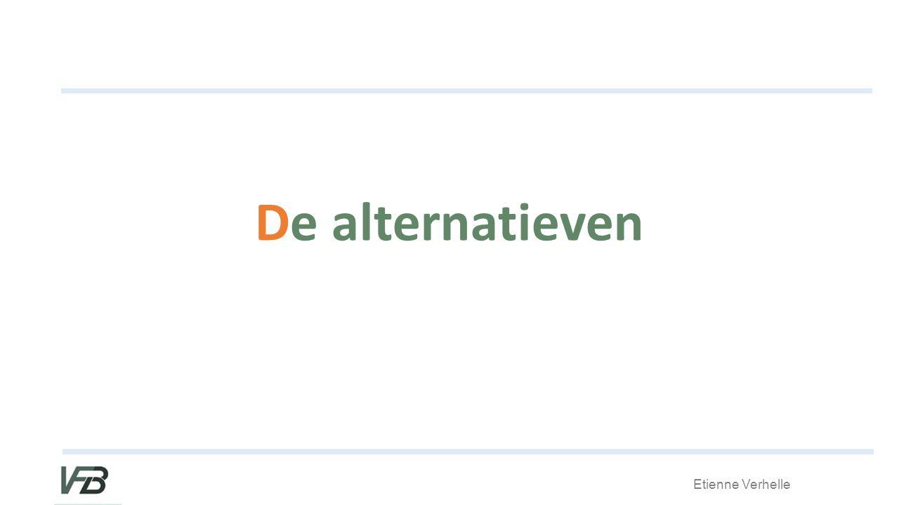 De alternatieven