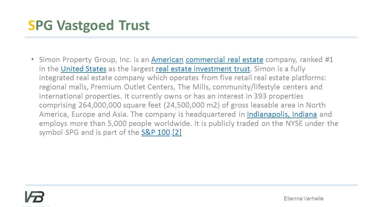 SPG Vastgoed Trust
