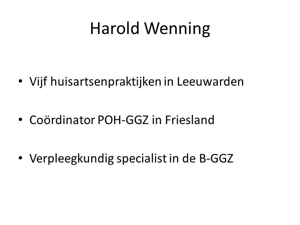 Harold Wenning Vijf huisartsenpraktijken in Leeuwarden