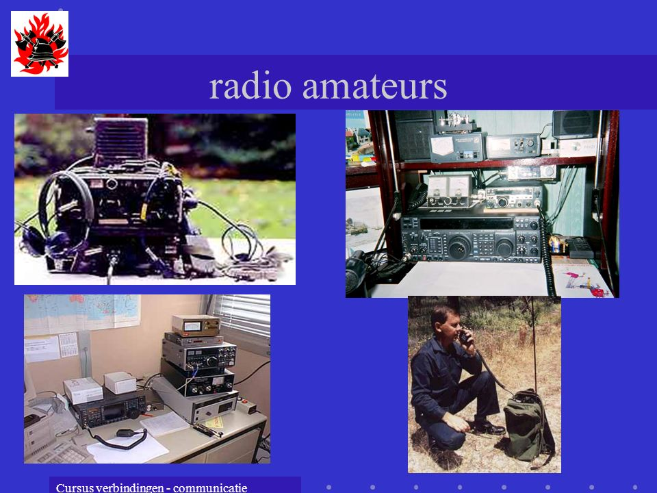 radio amateurs