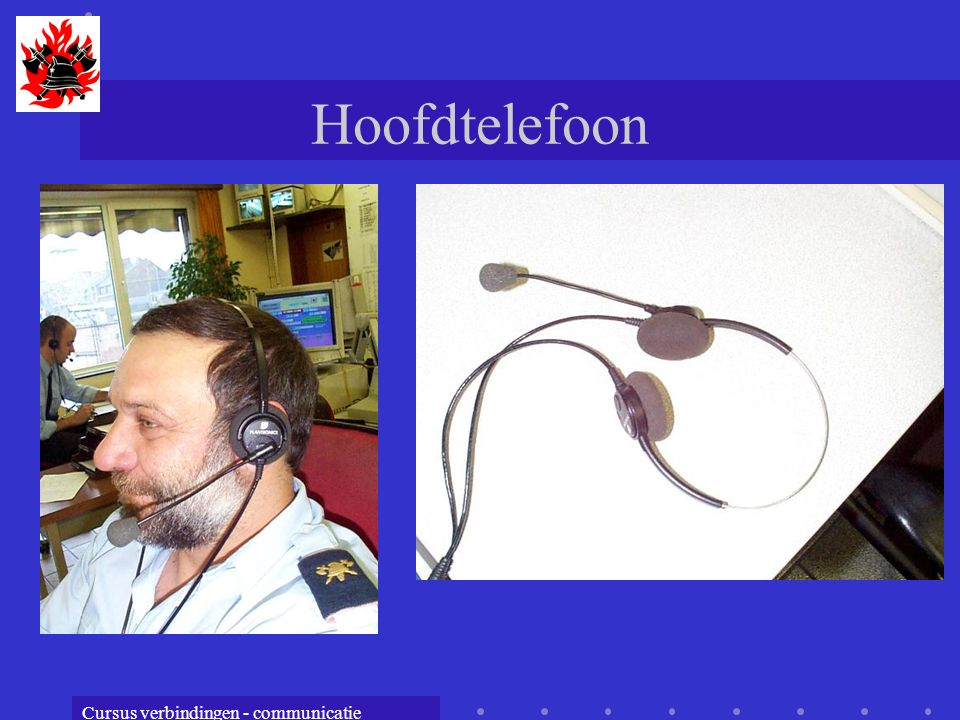 Hoofdtelefoon