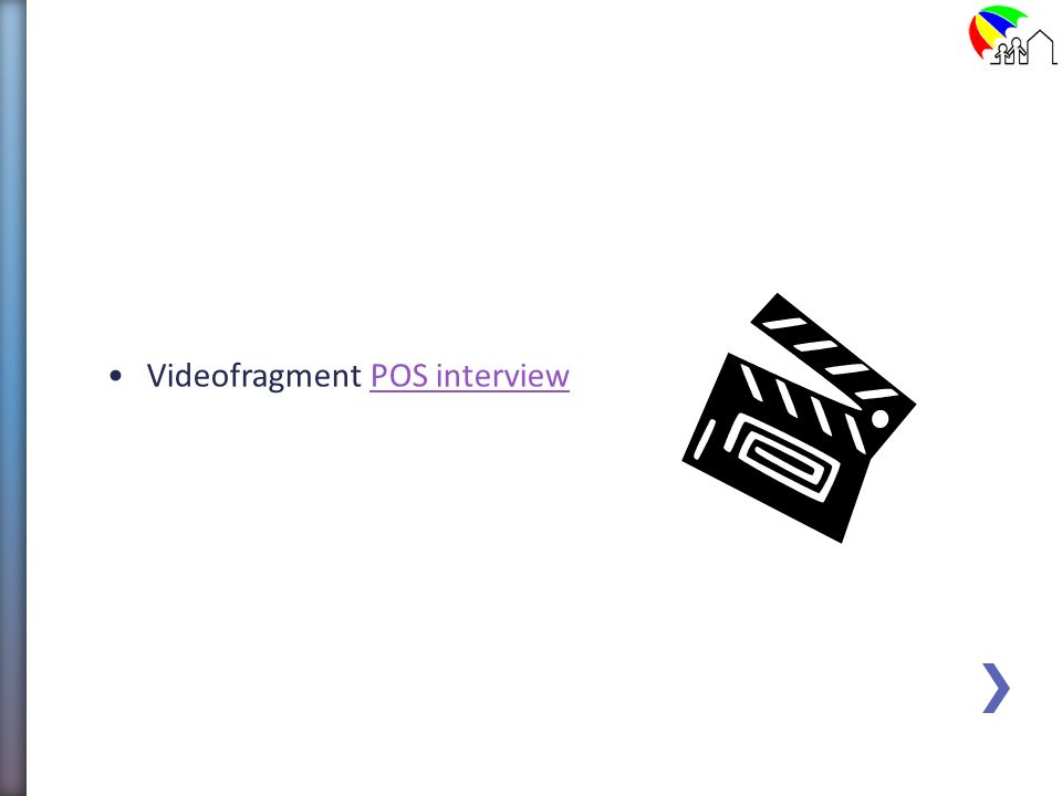 Videofragment POS interview