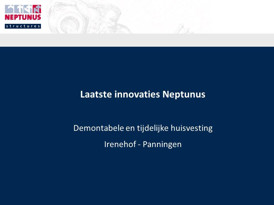 Laatste innovaties Neptunus