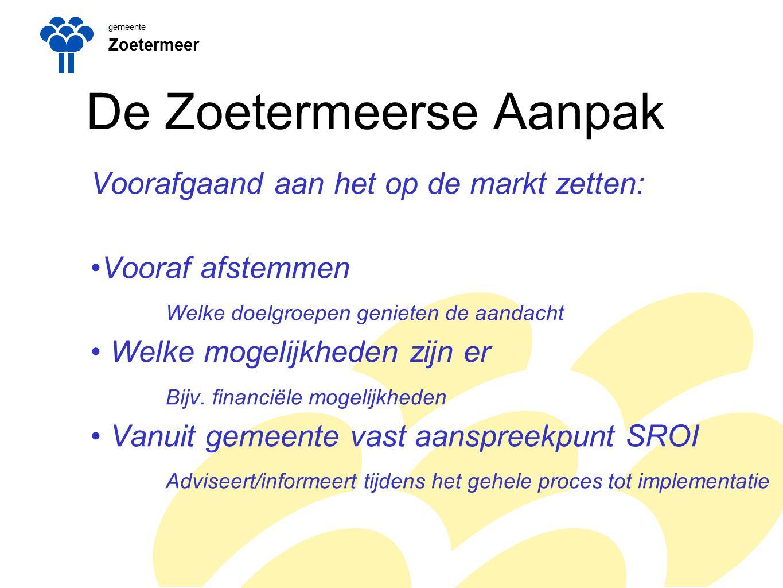 De Zoetermeerse Aanpak