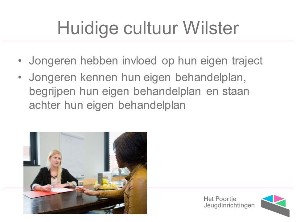 Huidige cultuur Wilster