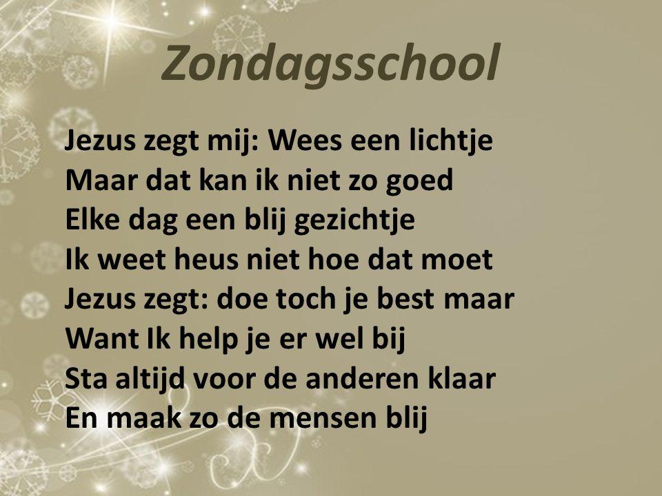 Zondagsschool
