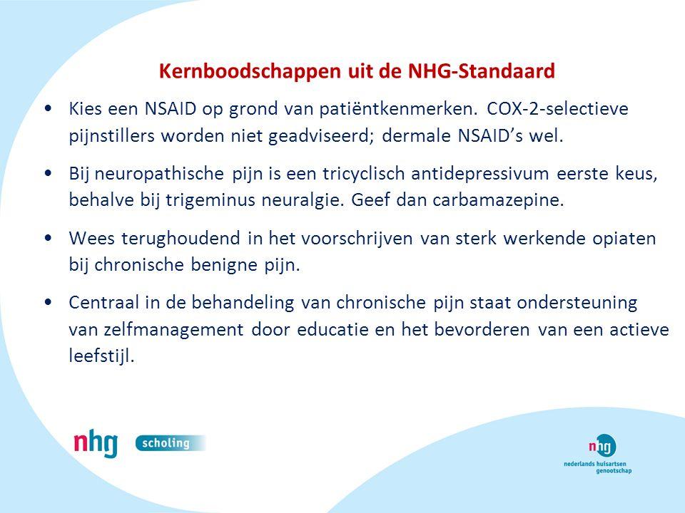 Kernboodschappen uit de NHG-Standaard