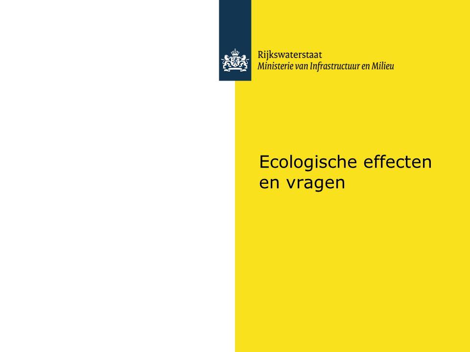 Ecologische effecten en vragen