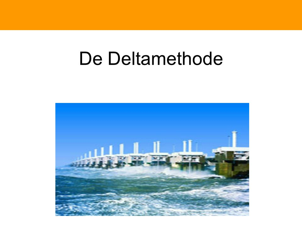 De Deltamethode