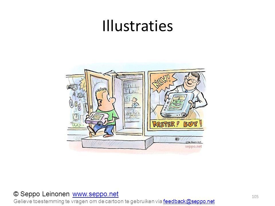 Illustraties © Seppo Leinonen www.seppo.net
