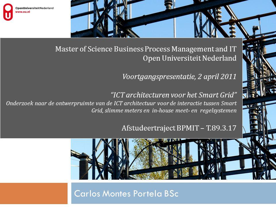 Carlos Montes Portela BSc