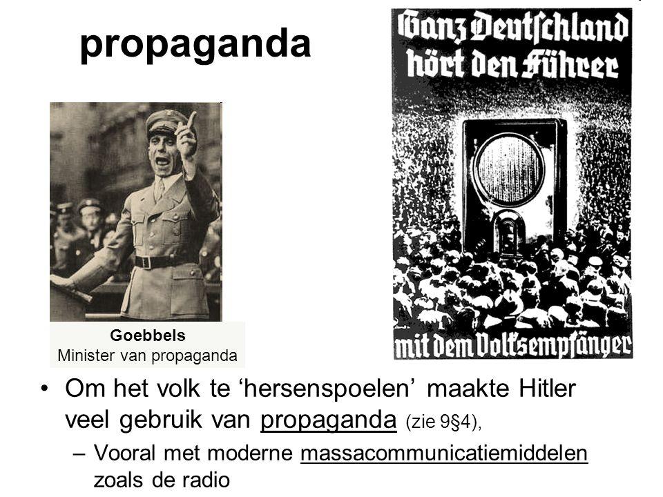 Minister van propaganda