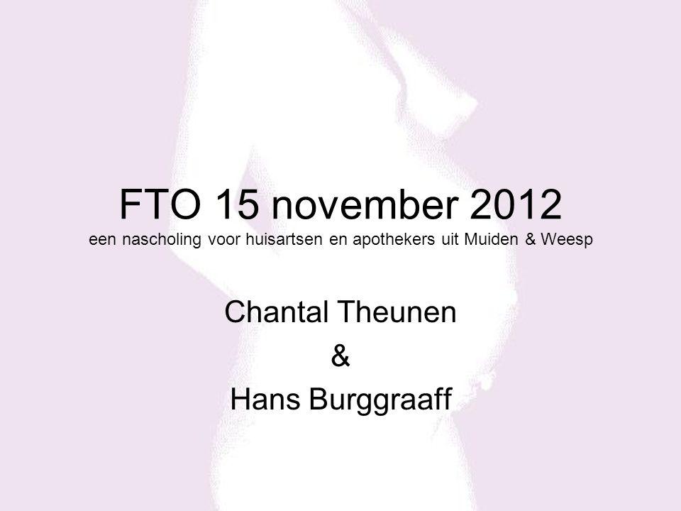 Chantal Theunen & Hans Burggraaff