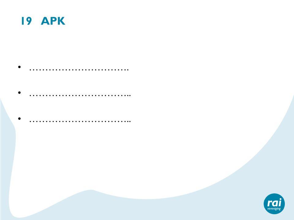 19 APK …………………………. …………………………..
