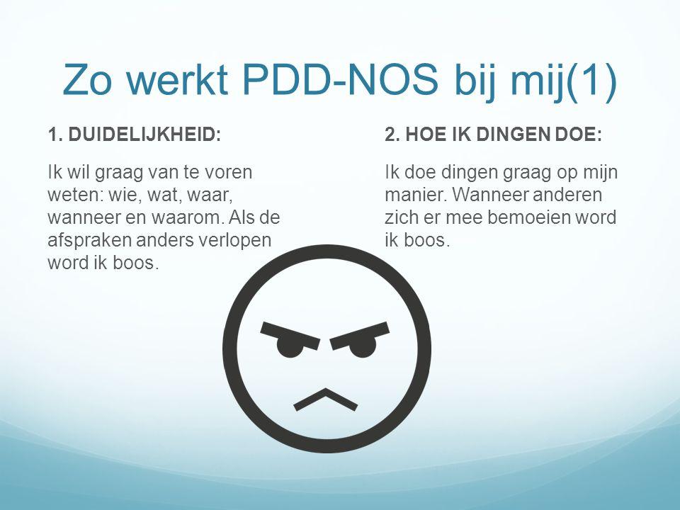 Zo werkt PDD-NOS bij mij(1)