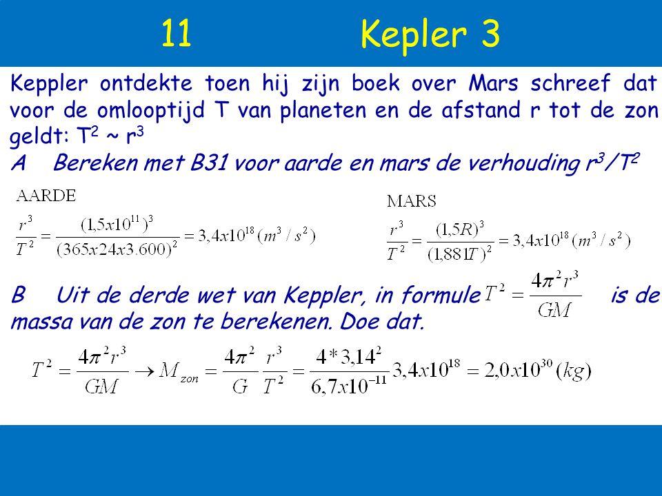 11 Kepler 3