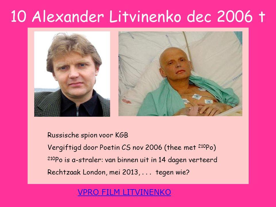 10 Alexander Litvinenko dec 2006 t