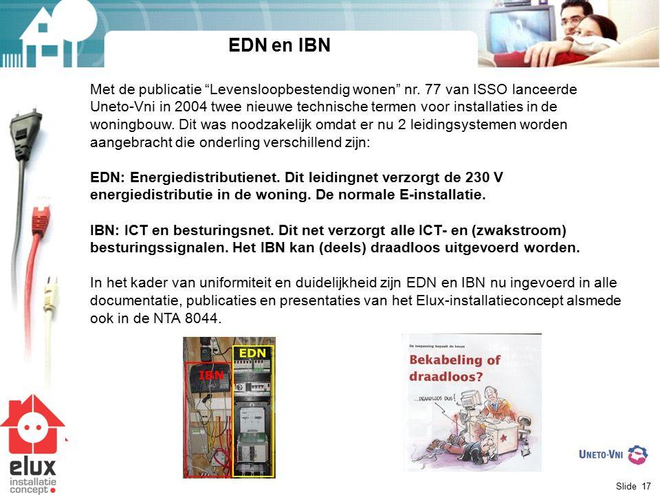 EDN en IBN