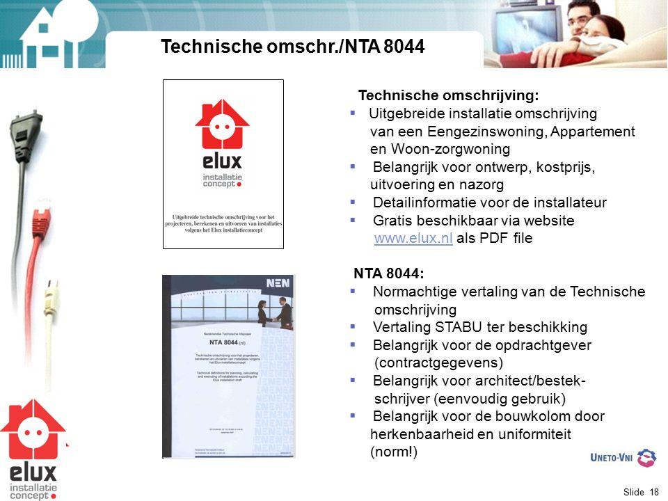 Technische omschr./NTA 8044