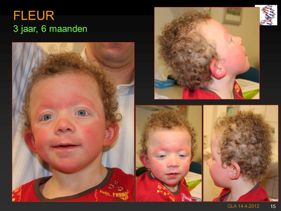FLEUR 3 jaar, 6 maanden GLA 14-4-2012