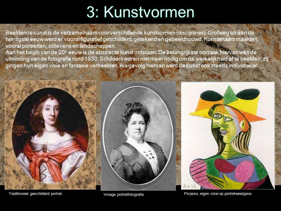 3: Kunstvormen