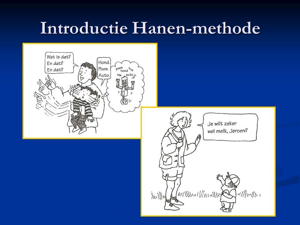 Introductie Hanen-methode