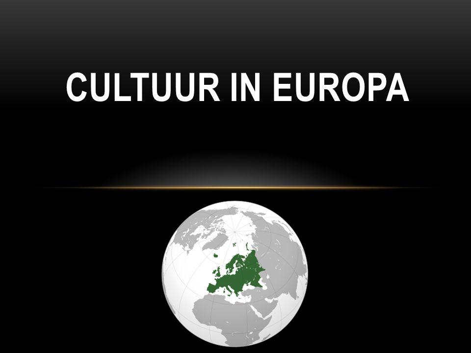 Cultuur in Europa