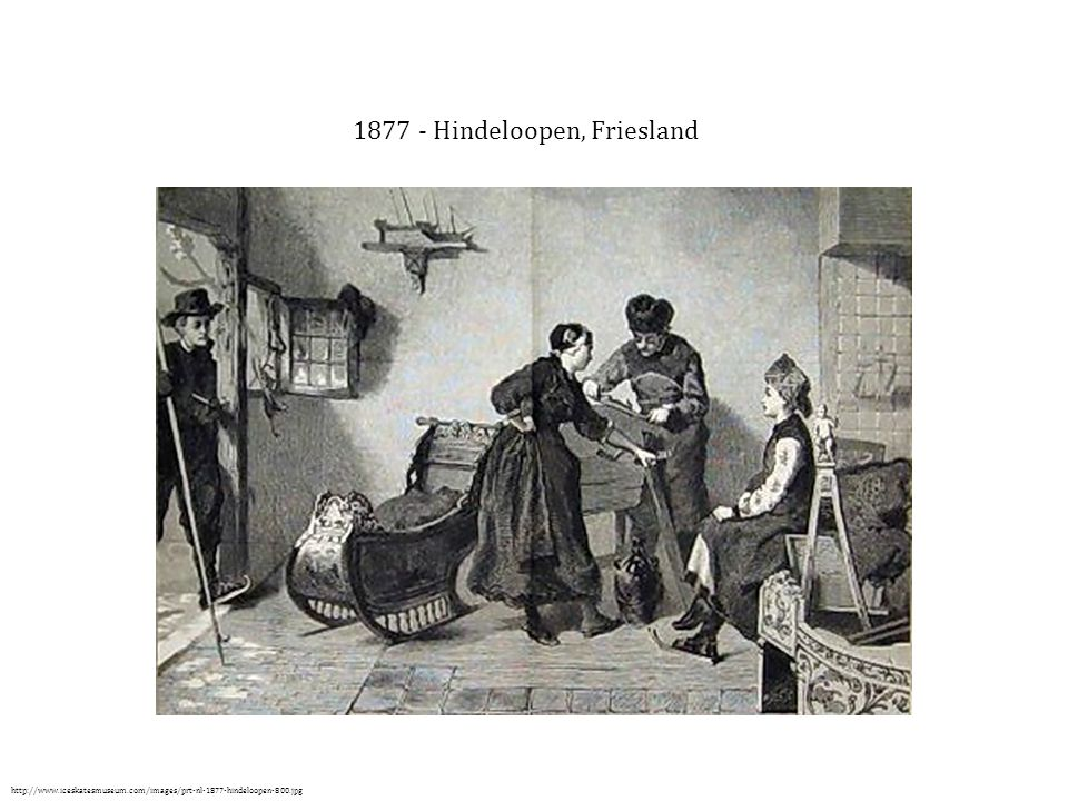 1877 - Hindeloopen, Friesland