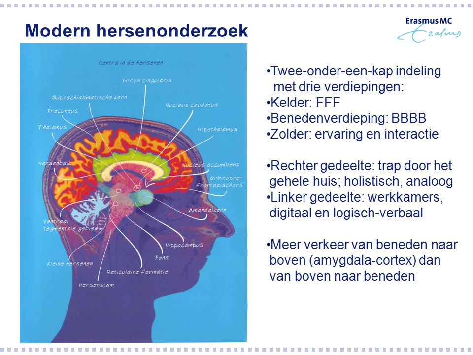 Modern hersenonderzoek